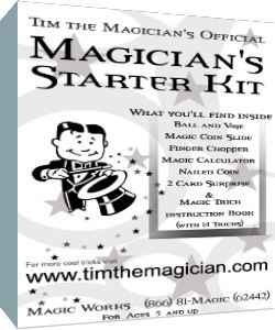 Magic Kit For Kids